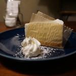 98541473 - ヨーグルトチーズケーキ