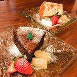 cafe & meal greenhorn - スイーツ