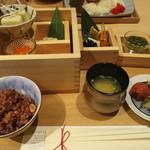 EDOCCO CAFE MASU MASU - 益々繁盛御膳