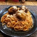 スパゲッティ専門店 タブキ - イタリアンカニコロ850円