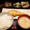つる谷 - 料理写真:焼魚定食(750円)