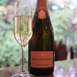 ザ・グリル - ルイ・ロデレール シャンパン