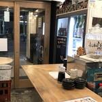 加賀能登の旬彩と地酒 ななお - 内観2018年11月