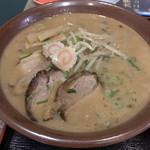 大学ラーメン - 料理写真:味噌ラーメン