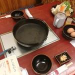 肉料理かんだ - すき焼きセット