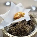 ラチュレ - 熊の脂と栗のケークサレ