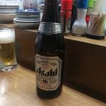 精養軒 - ビール500円
