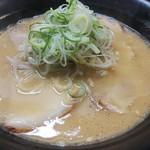 精養軒 - ラーメン600円