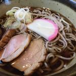 魚と酒菜 とき和 - 鴨南蛮そば