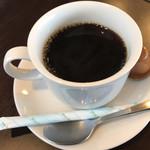 魚と酒菜 とき和 - 食後のコーヒーはサービス
