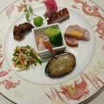 全聚徳 - 前菜
