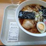 ひまわり - 料理写真:ひまわりラーメン(289円)