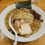 すずめ食堂 - 料理写真:すずめ食堂(濃口中華そば 800円)