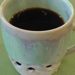 かふぇもんぺるん - ドリンク写真:浅煎りコーヒー(300円)
