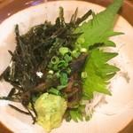 九州 熱中屋 - 胡麻鯖