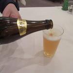 レストラン香味屋 - 瓶ビール