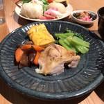 もうひとつのダイドコロ - お惣菜ランチ ¥1,280