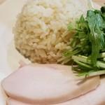 吉法師 - 海南鶏飯