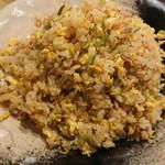 中国旬菜 荷楓杏 - 料理写真:炒飯600円