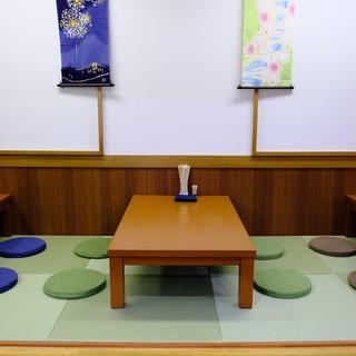 琉球畳の座敷