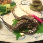 玉ろ - 稚鮎の塩焼