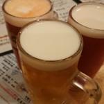 米鶏食堂 - エア乾杯