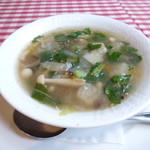 ビストロ セプト - 野菜たっぷりのスープ