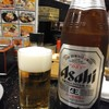 独楽寿司 - ドリンク写真:瓶ビール480円はスーパードライ