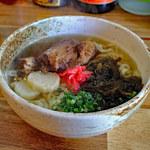 沖縄そばの店マドカ - ソーキそば