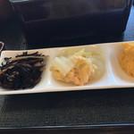 ソウルフーズ - 東浦みそかつまぶし定食