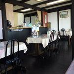 cafe Lac - 店内
