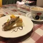 アリス - 日替わりケーキの盛り合わせ
