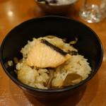 魚 枡 - 〆のご飯
