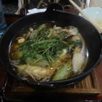 98574627 - きりたんぽ鍋