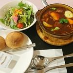 ウェステリア - 料理写真:ビーフシチューセット