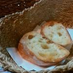pizzeria felice - 石釜焼きパン