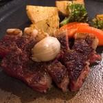 鉄板創作料理 木木の釜座 - 飛騨牛特選ステーキ