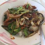 中華料理 興貴 - 回鍋肉丼