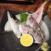 八喜為 - 料理写真:あじ姿造り980円税別