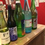 98584136 - 呑んだ日本酒達