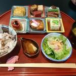 Shouwanomorikurumaya - 2900円    丁寧な お料理です