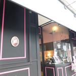トゥレ・ドゥー - お店の外観が目を惹きました
