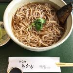 そば処 たか山 - 料理写真:にしんそば(1080円)。