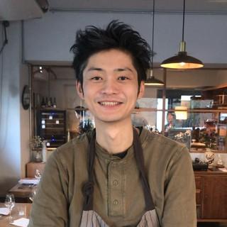 シェフ松浦真吾の料理をお楽しみください