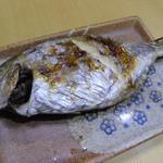 9859154 - えぼ鯛の塩焼き