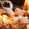 大衆焼肉 寿 - 料理写真:ホルモン系のシズルカット