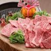 大衆焼肉 寿 - 料理写真:お肉盛り(上ロース・上カルビ・和牛メガネ)