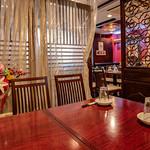 開花 香港海鮮バル - テーブル個室