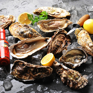 厚岸・仙鳳趾・三陸から産地直送の生牡蠣を食べ比べ