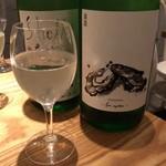 新宿OYSTERS,INC. - ドリンク写真:牡蠣に合う日本酒